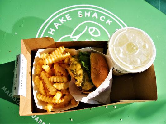 Reisetips New York: Shake Shack