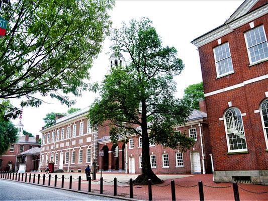 Philadelphia Reisetipps Independence Hall