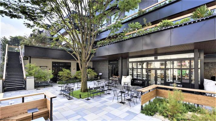 Tokio wo übernachten? Trunk Hotel