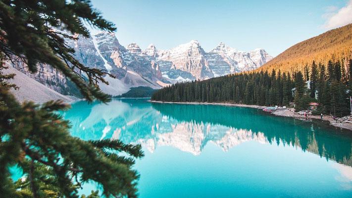 Kanada Reisetipps Westen Banff Nationalpark