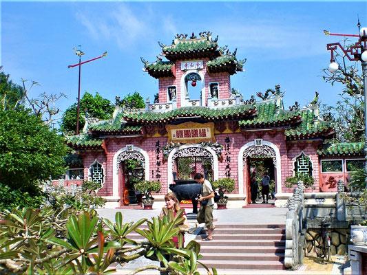 Hoi An Vietnam Sehenswürdigkeiten - Versammlungshalle