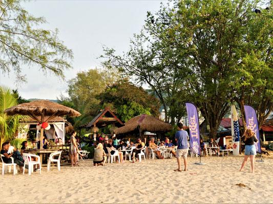 Penang Reisetipps Bora Bora Bar
