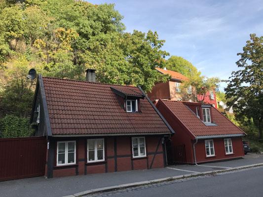 Oslo Sehenswürdigkeiten Telthusbakken