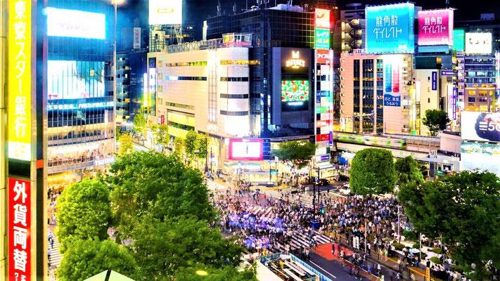 Tokio Unterkunft günstig Shibuya Excel Hotel