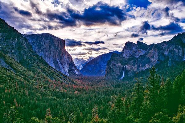 Yosemite Tipps Hotel