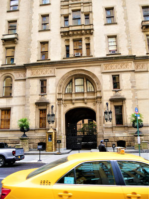 New York Reiseplanung: Dakota House