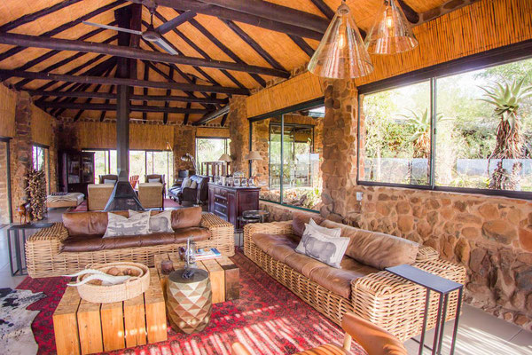 Safari Lodges Südafrika Nähe Kapstadt