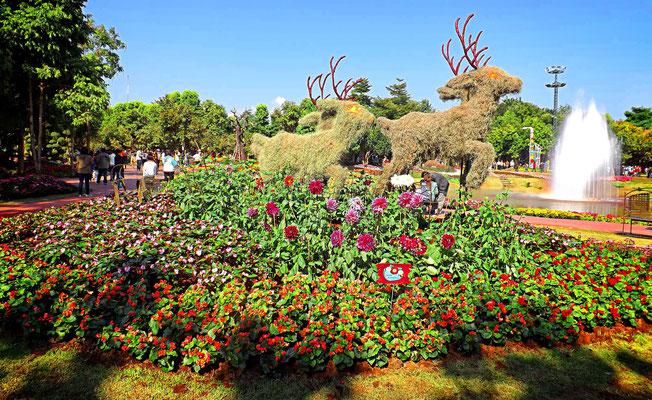 Chiang Rai Tipps Gärten von Mae Fah Luang