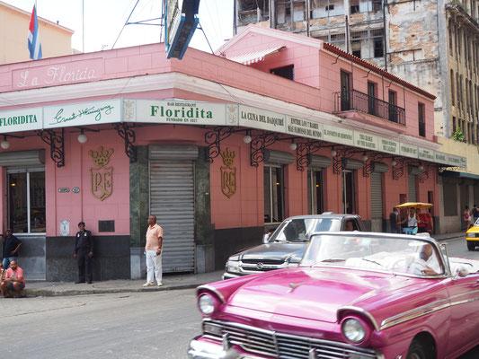 Kuba Havanna Reise  Ernest Hemingway