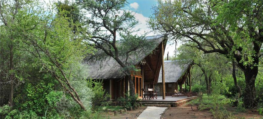 Safari Lodges Südafrika mit Kindern