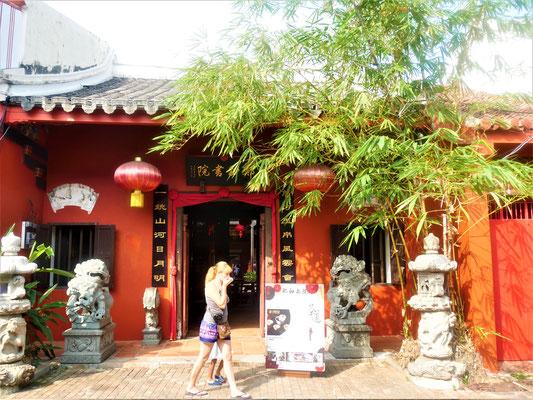 Malakka Reisebericht Harmony Street