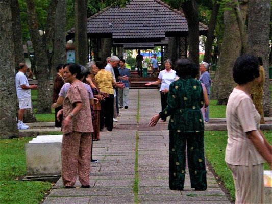 Ho Chi Minh City Reisetipps Cholon Chintatowm