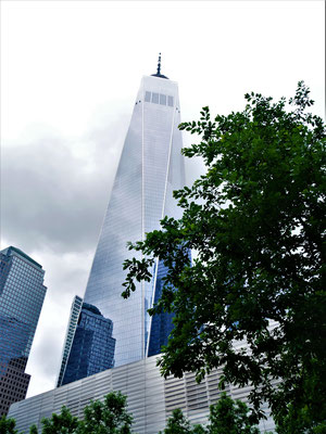 bügeleisenhaus new york: One World Trade Center