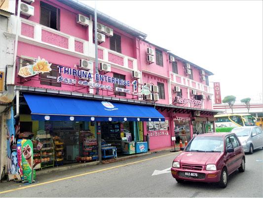 Malakka Reisebericht  Little India