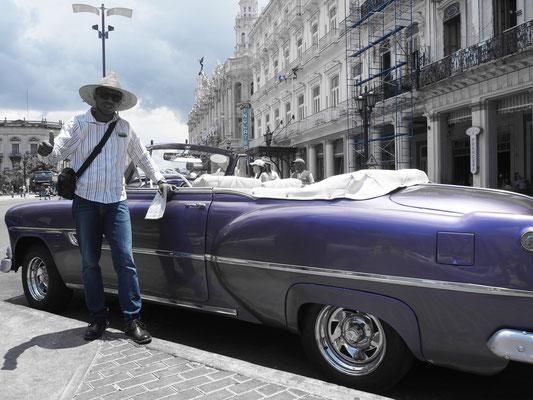 Kuba Havanna Reise  Oldtimer mieten