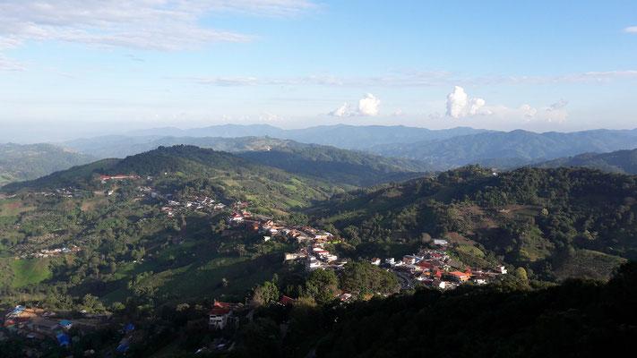 Chiang Rai Tipps  Bergvölker