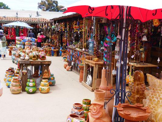 San Diego Reiseberichte Old Town