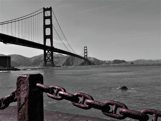 San Francisco Reisetipps golden gate bridge