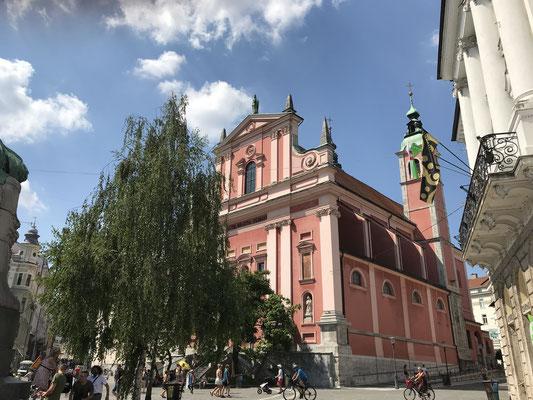 Ljubljana Tipps Preseren Platz