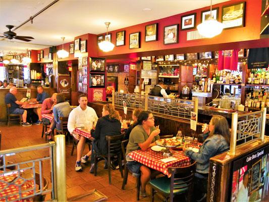 New York Restaurants Tipps: Lombardi's Pizzeria
