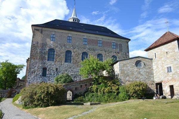 Oslo Tipps Akerhus Festung