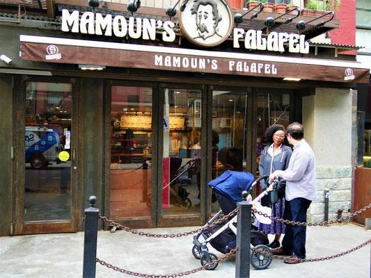 New York Restaurants Tipps Mamoun's Restaurant