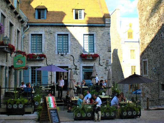Reiseführer Quebec City Sehenswürdigkeiten