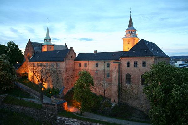 Oslo Reisebericht Akerhus Festung