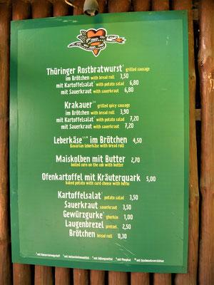 Berlin Reise: Prater Garten