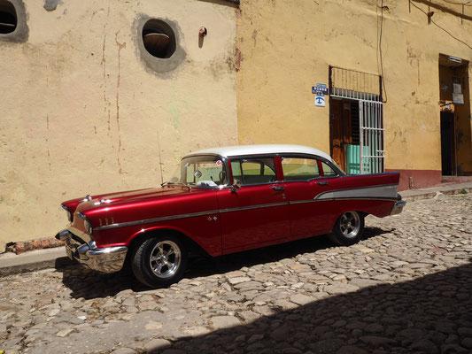 Trinidad Kuba Reisebericht Oldtimer