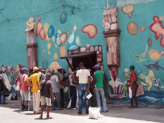 Kuba Havanna Reise  Calle Maximo Gomez