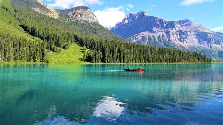 Kanada Reisetipps Westen Rocky Mountains