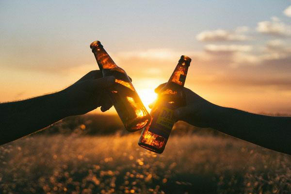 Australien Essen und Trinken - Australisches Bier