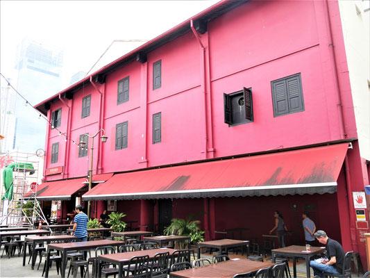 Chinatown Singapur Sehenswürdigkeiten Nanyang Old Coffee