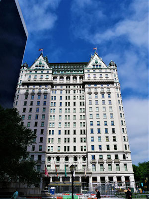 New York Reisebericht: The Plaza