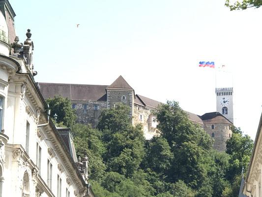 Ljubljana Tipps Burg