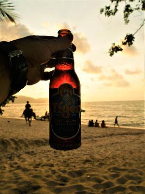 Penang Reisebericht Bora Bora Bar