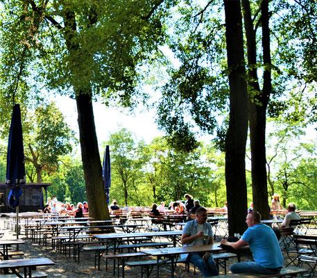 Berlin where to go: Loretta am Wannsee