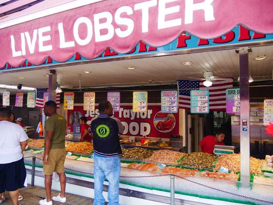 washington reisetipps fish market