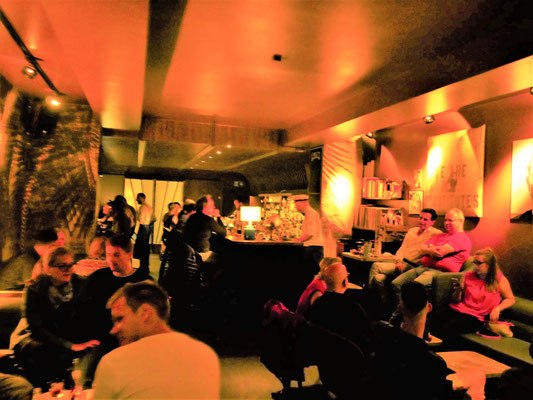 Berlin travel guide: Hildegard Bar