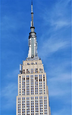 New York Reiseplanung: Empire State Building