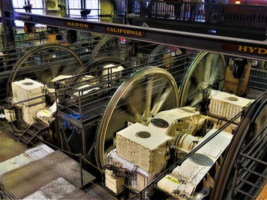 San Francisco Reisetipps cable car museum