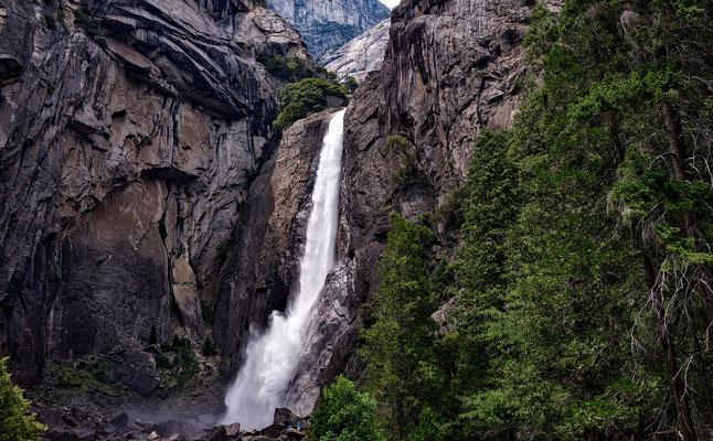Yosemite Hotel Empfehlung Eintritt