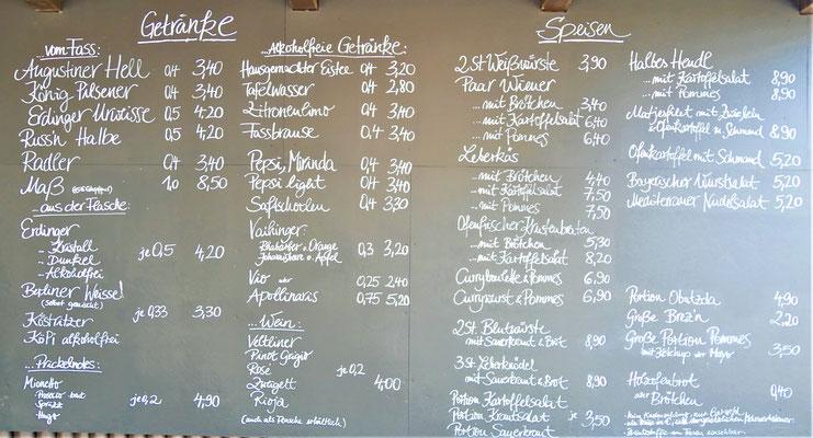 Berlin Reiseblog: Loretta am Wannsee