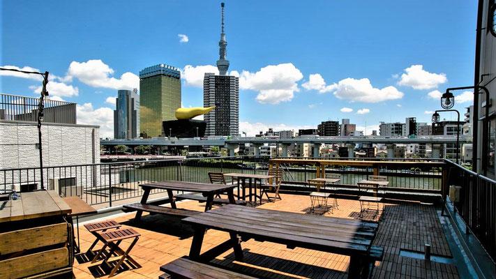 Tokio wo übernachten? Hostel Chapter Two