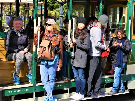 san francisco reisetipps cable car fahren