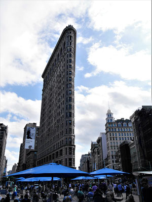 New York Tipps: Flatiron Building