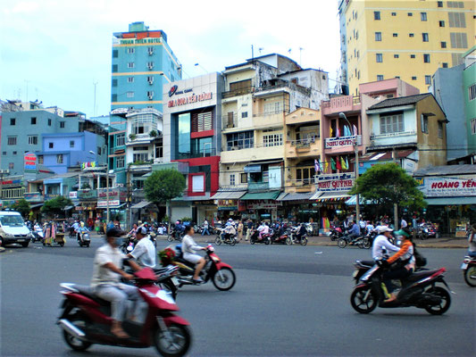 Ho Chi Minh City Sehenswürdigkeiten District 1