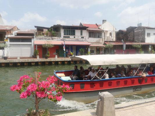 Melaka Reisetipps: Malakka River Cruise