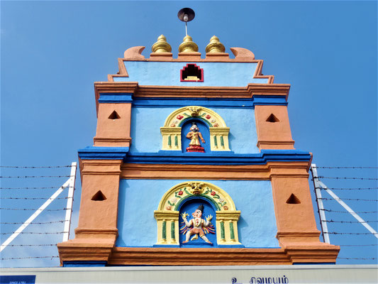 Reiseführer Malakka Malaysia Sri Poyyatha Vinayaga Tempel